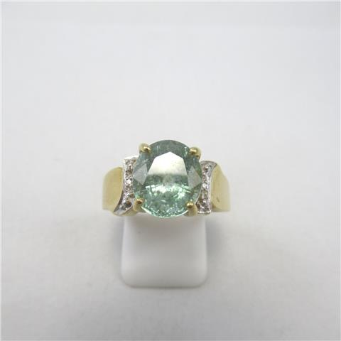 Paraiba Tourmaline Dress Ring