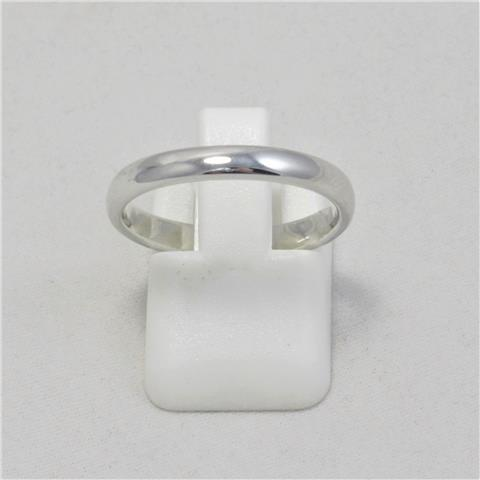 Ladies Court Wedding Ring