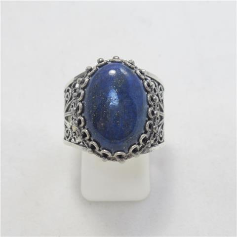 Lapis Lazuli Dress Ring